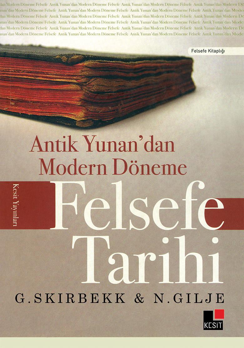 Antik Yunan'dan Modern Döneme Felsefe Tarihi
