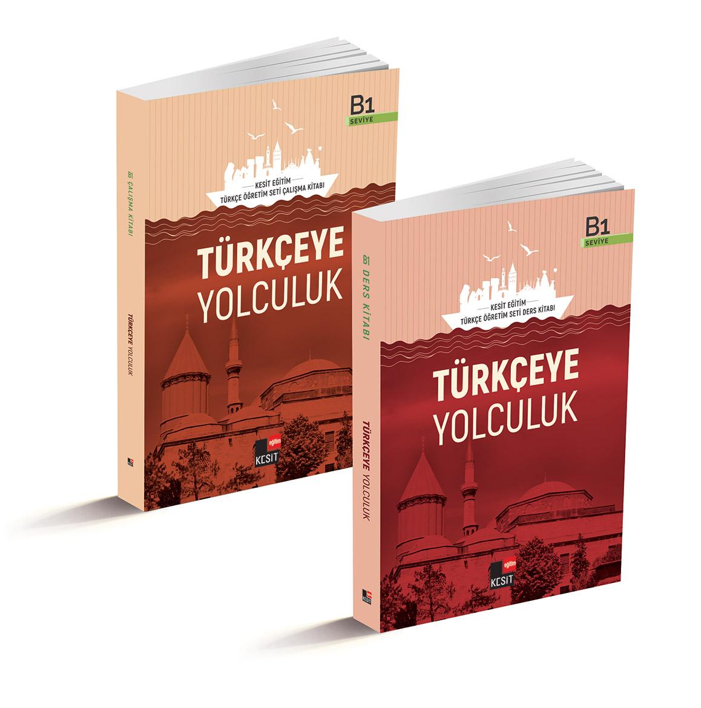 Türkçeye Yolculuk (Set); B1 Ders Kitabı/B1 Çalışma Kitabı