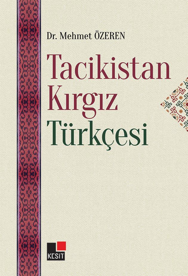 Tacikistan Kırgız Türkçesi