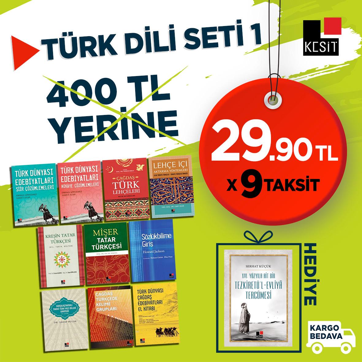 Türk Dili Seti 1