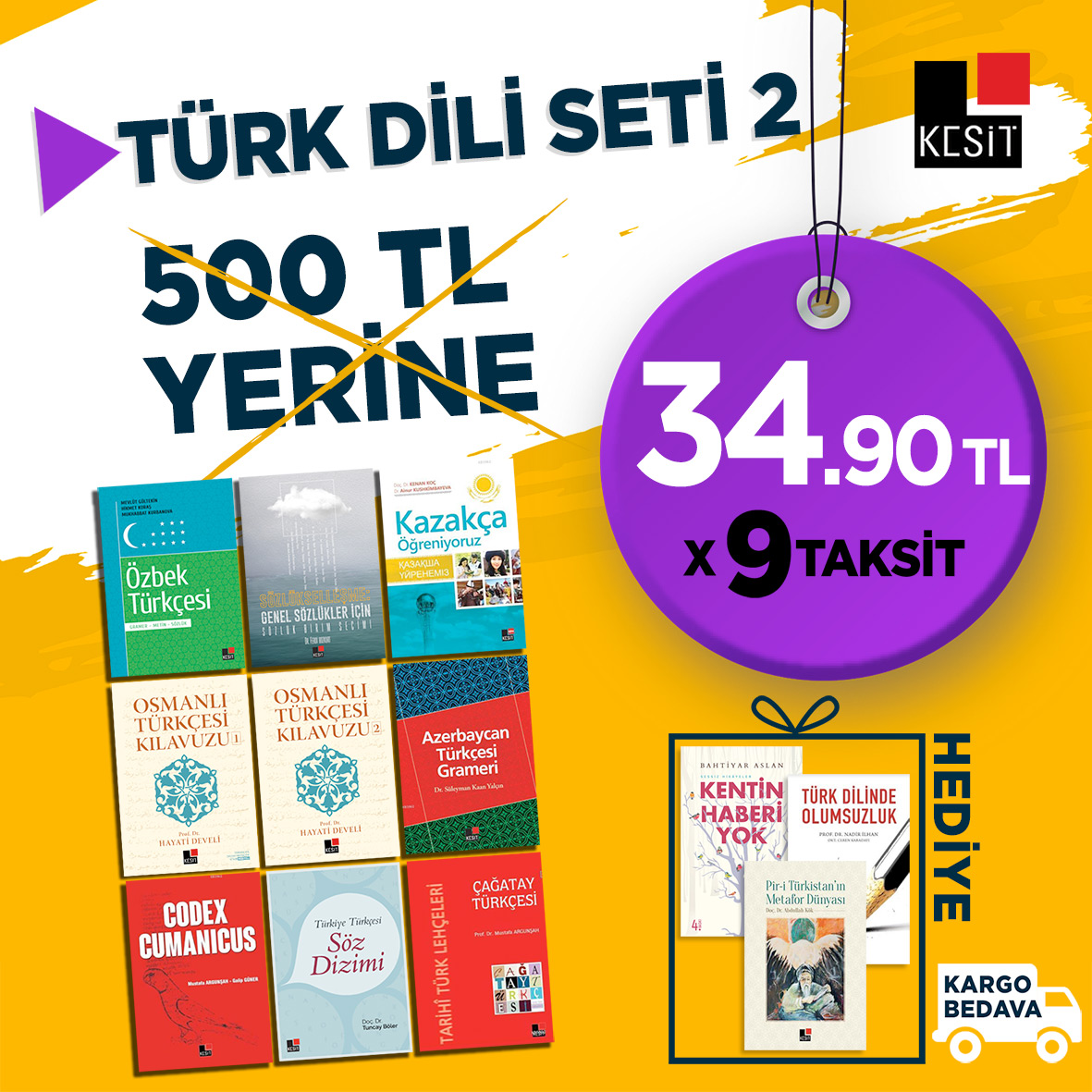 Türk Dili Seti 2