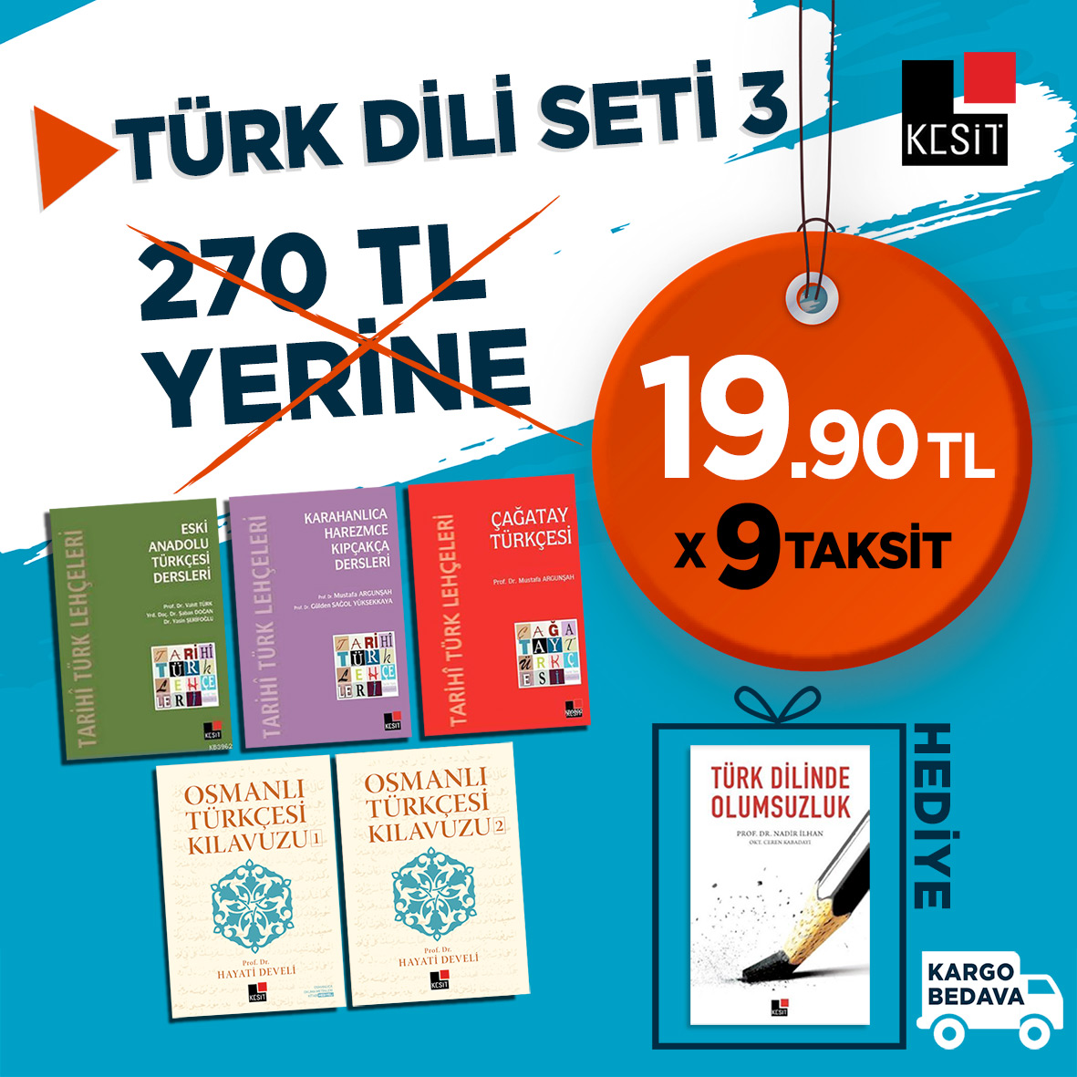 Türk Dili Seti 3