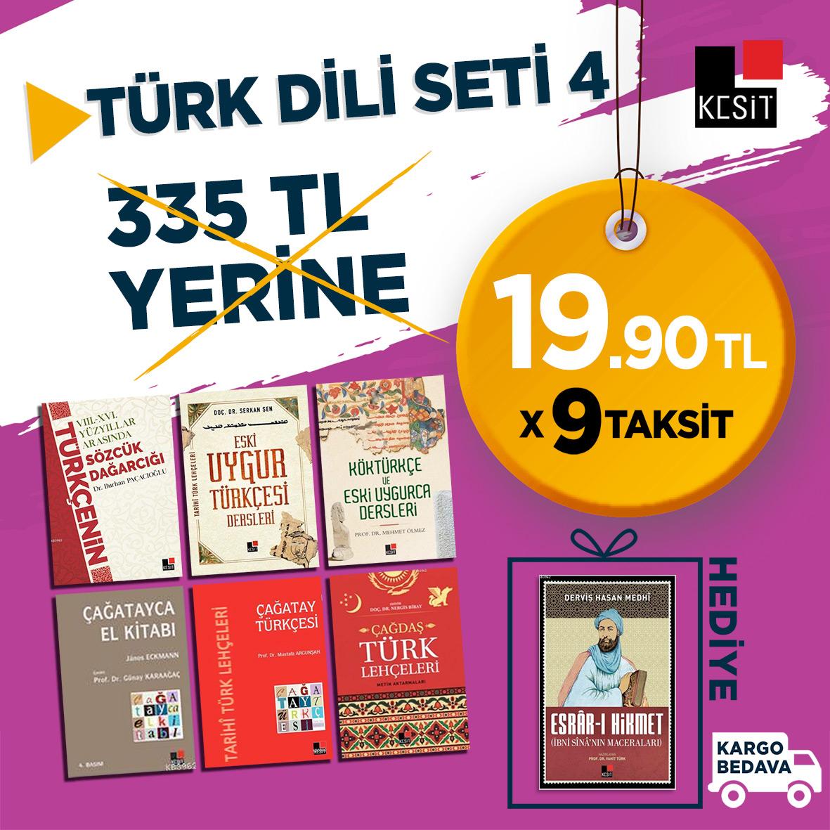 Türk Dili Seti 4