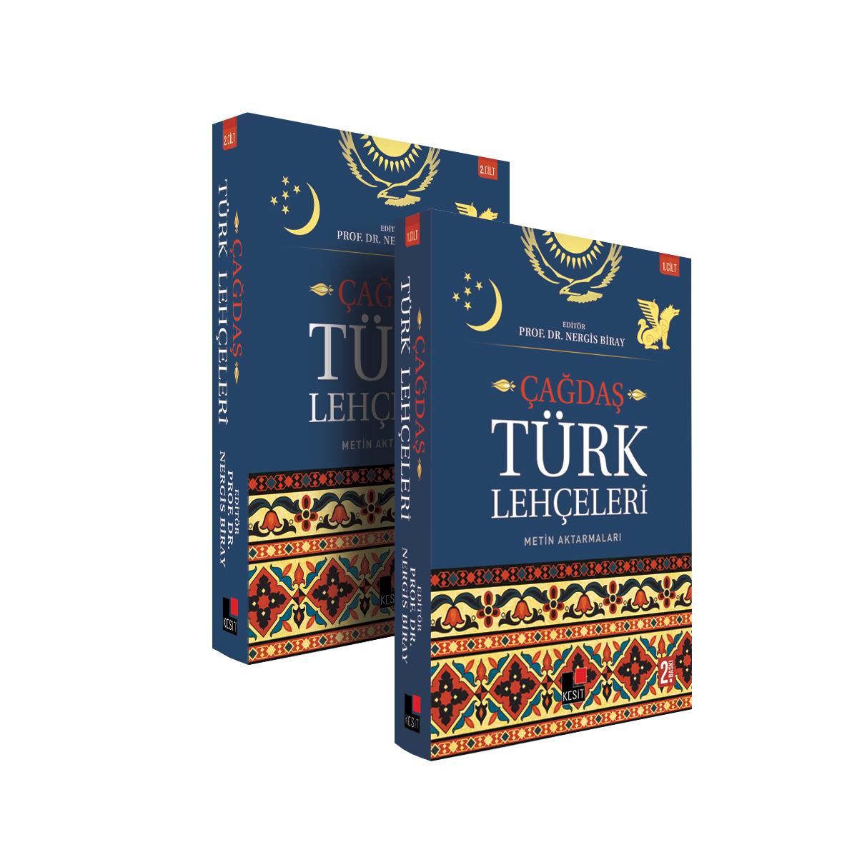 Çağdaş Türk Lehçeleri Metin Aktarmaları / 2 CİLT